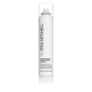 Paul Mitchell Invisiblewear Undone Texture Hairspray 239ml