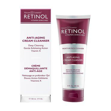 RETINOL Crème démaquillante Anti-Âge 150ml