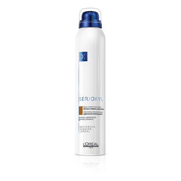 LOREAL Serioxyl Color Spray Light Brown 200ml