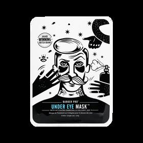 Barber Pro Masque de Traitement au Collagène pour le dessous des yeux 3pcs