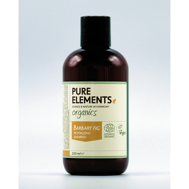 PURE ELEMENTS Shampoing Figue de Barberie 250ml
