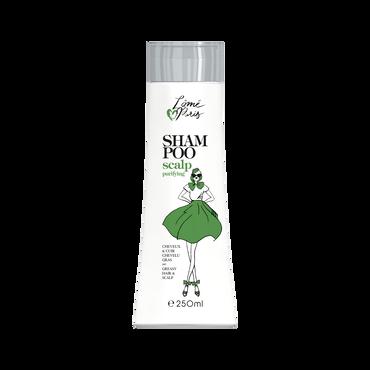 Lome Paris Shampooing Cheveux & Cuir chevelu Gras Purifying 250ml