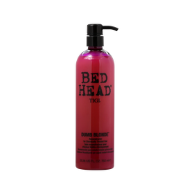 TIGI Soin Reconstructeur Bed Head Dumb Blonde 750ml