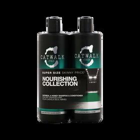 TIGI CW Nourishing Collection Duack 2016