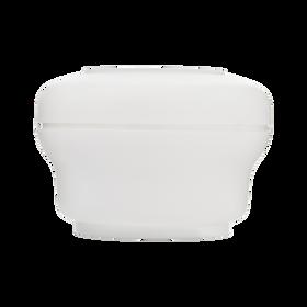 Savon à Raser en Pot White