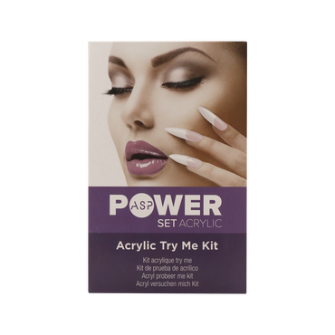 ASP Kit acrylique Power Set Acrylic Try Me