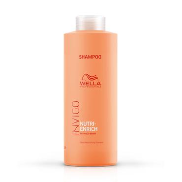 Wella Invigo Nutri-Enrich Shampoo 1l