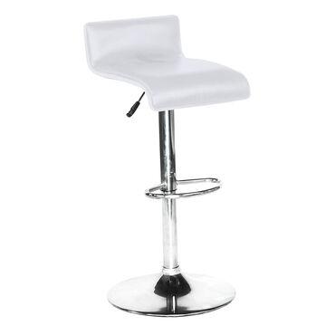 S-PRO ED Make-Up Chair Charlotte White