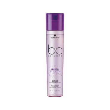 Schwarzkopf Shampooing Micellaire Keratin Smooth Perfect