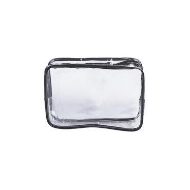 SIBEL Bag Transparent Rectangular Black/600027402