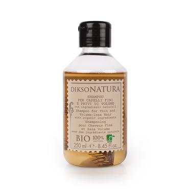 DIKSONATURA Shampoing Cheveux Fins et Sans Volume 250ml