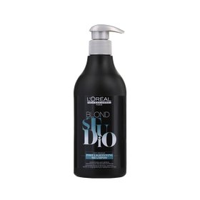 L'Oréal Shampooing Anti-résidus Blond Studio 500ml