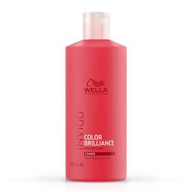 WELLA Brilliance Coarse Shampoo 500ml