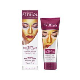 Retinol Masque Peel-off Doré 100 ml