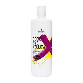 Schwarzkopf Goodbye Yellow Shampoo 1l