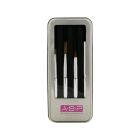 ASP Master Tech Tool Acrylic Brush Set