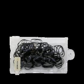 D'Ana Rubber Band Black 100pcs/282120