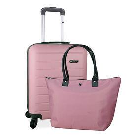 Valise & Tote Bag Rose