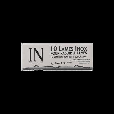 Lames IN Rasoir à Lame Double 10 pcs