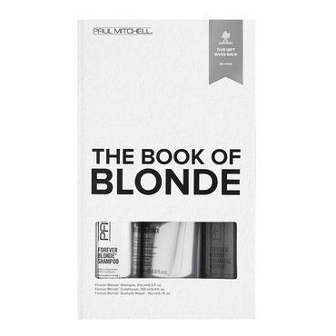 PAUL MITCHELL Giftpack The Book Of Blonde 2019