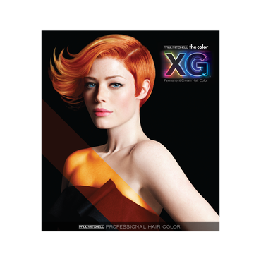 Paul Mitchell Nuancier de Couleurs XG Color