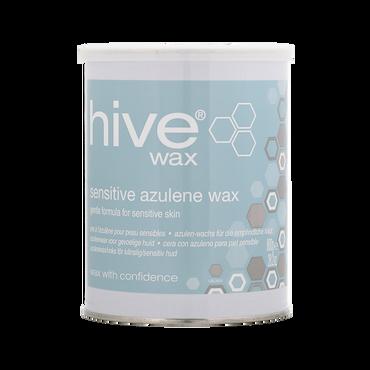 Hive Cire Azulene Peaux sensibles 800g