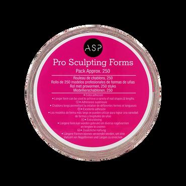 ASP Formes Chablons pour Ongles 250pcs