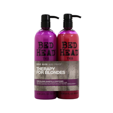 TIGI Therapy For Blondes Duo Pack 2016