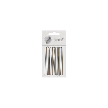 SIBEL Hairpins Suzon 82mm Blonde 8pcs/980000152
