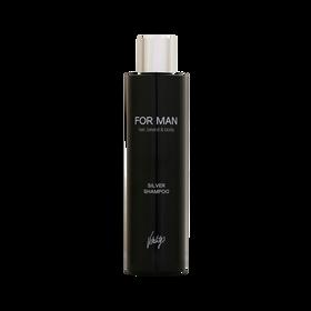 Shampoing pour homme Cheveux Gris
