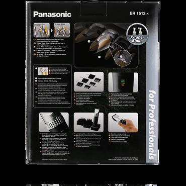 PANASONIC Tondeuse de coupe ER-1512