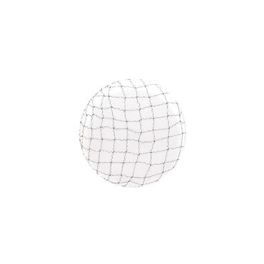 Sibel Bun Net Blond 2pcs/115263352