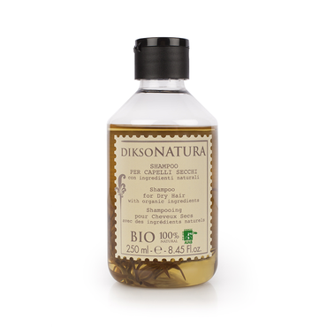DIKSONATURA Shampoing Cheveux Sec 250ml