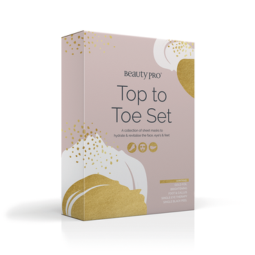 BEAUTY PRO Gift Set Top To Toe