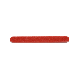 ASP Nail File Red Tiflon 80 12pcs
