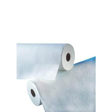 Salon Services Rouleau de Papiers Doubles pour table de Massage 50x34cm 135pcs