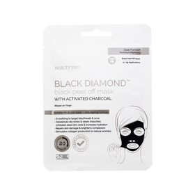 Masque Anti-Age Black Diamond 3pcs