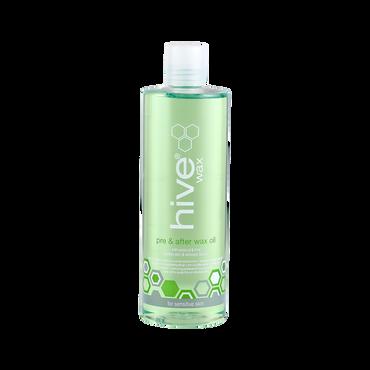 Hive Huile pré et post-épilation Noix de coco & Lime 400ml
