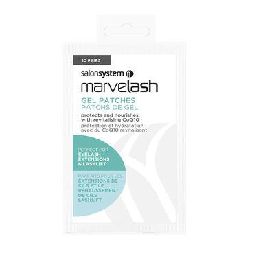 MARVELASH Patchs Gel 10 paires