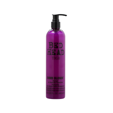 Shampoing Bed Head Dumb Blonde 400ml