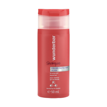 Wunderbar Shampooing Color Protect Silver 50ml