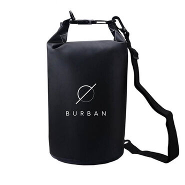 BURBAN Dry Bag Black Empty