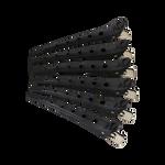 CRICKET Clips Carbon Black 6pcs