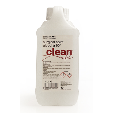 STRICTLY PROFESSIONAL Clean Surgical Spirit 1l