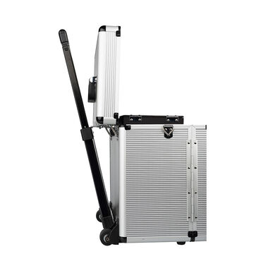 SIBEL Trolley Case Hair Windows Alu/0150391