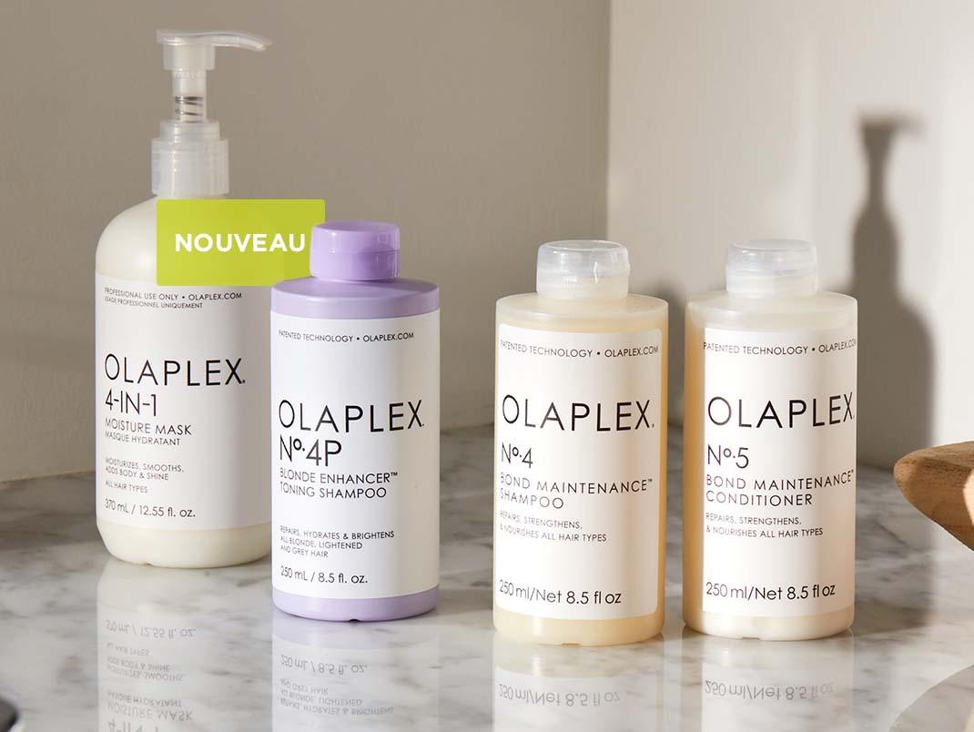 OLAPLEX. Agissez en profondeur avec le seul système pour salon qui répare les liaisons capillaires. Découvrez Olaplex, la molécule qui a révolutionne le soin pour les cheveux.